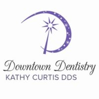 Downtown Dentistry Kathy Curtis DDS Logo
