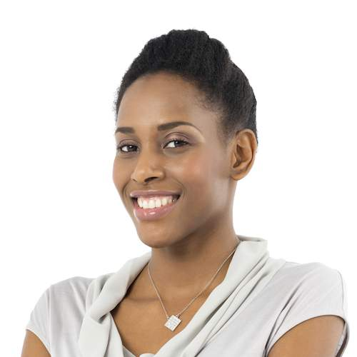 cosmetic dentistry seattle - A smiling woman illustrates the benefits dental bonding can have on restoring your smile.