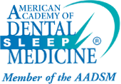 American Academy of Dental Sleep Medicine Member Badge
