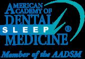 American Academy of Dental Sleep Medicine Member Badge