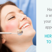 If it's been a while since your last dental appointment, there's no need to stress.